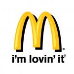 Логотип McDonald's 2003