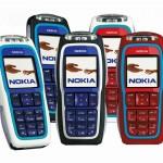 Цветовые варианты Nokia 3220