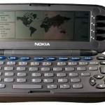 Nokia 9000 в открытом виде