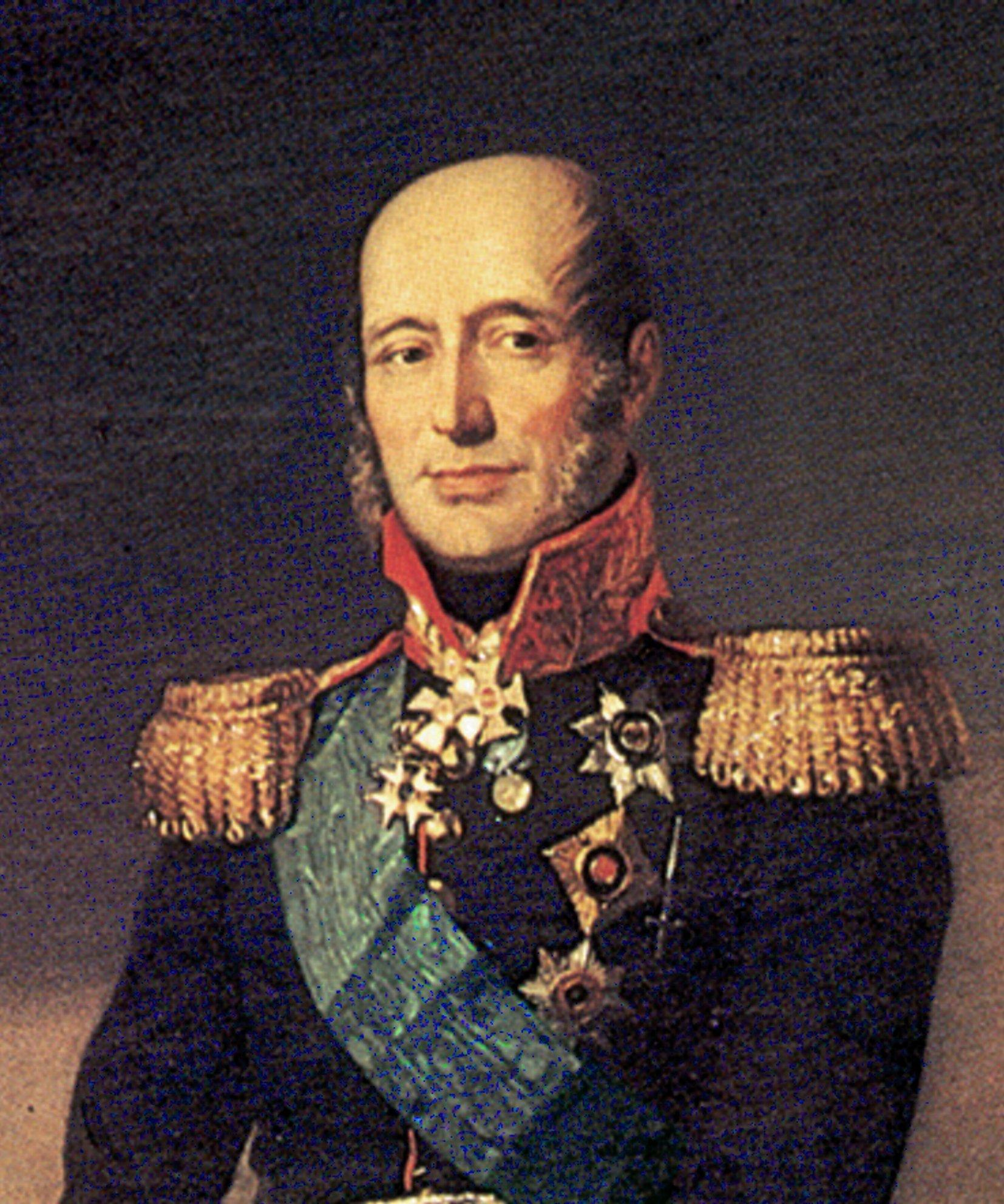 Барклай Де Толли