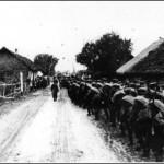Колонна РККА в Западной Белоруссии - сентябрь 1939