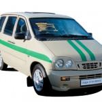 "ВАЗ-2120 ""Надежда"" инкассаторская машина"
