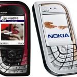 Официальное фото Nokia 7610