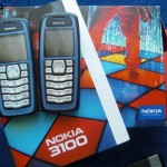 Nokia 3100 из коробки