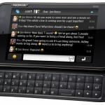 Официальное фото Nokia N900