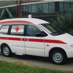"""ВАЗ-2120 """"Надежда"""" скорая помощь"""