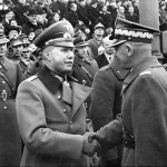 Сдача польской крепости Модлин - сентябрь 1939