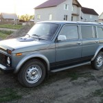 "ВАЗ-2131 ""Нива 5D"""