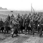 Польские солдаты плененные РККА