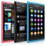 Цветовые вариации Nokia N9