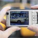 Фото с Nokia N95
