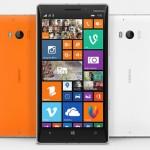 Цвета Nokia Lumia 930