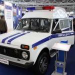 """ВАЗ-2131 """"Нива 5D"""" (милиция)"""