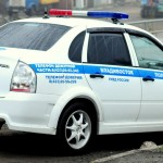"""ВАЗ 1118 """"Калина седан"""" (милиция)"""