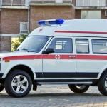 "ВАЗ-2131 ""Нива 5D"" (скорая помощь)"