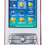 Официальное фото Nokia N73