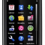 Официальное фото Nokia 5800 XpressMusic
