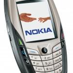 Официальное фото Nokia 6600
