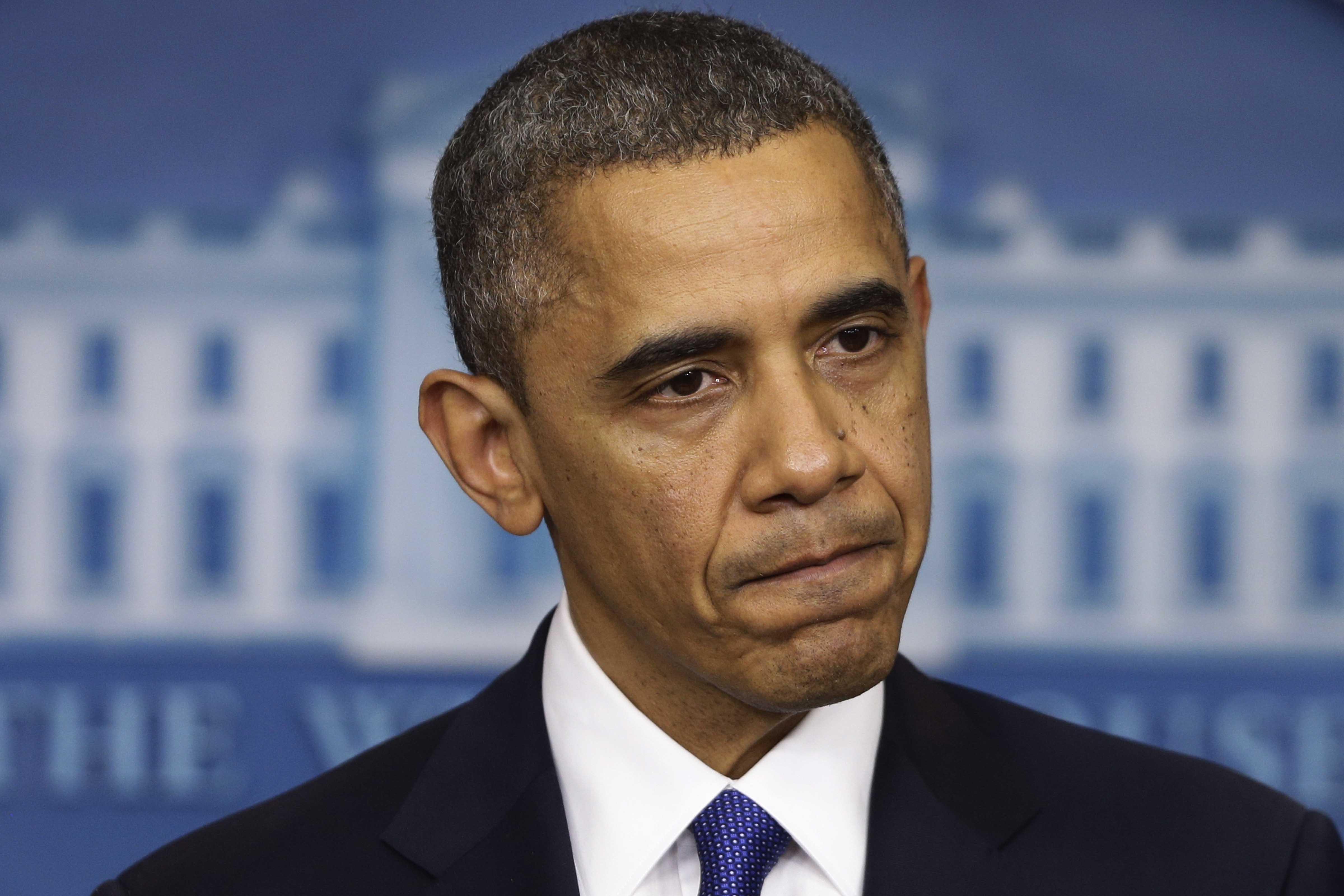 Санкции Обама