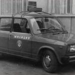 ВАЗ-2107 (милиция)