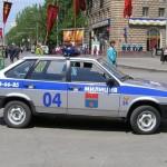 ВАЗ-2109 (милиция)