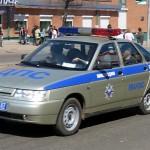 ВАЗ-2112 (милиция)