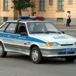 ВАЗ-2114 (милиция)