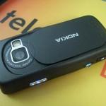Задняя крышка Nokia N73