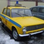 ВАЗ-2101 (милиция)