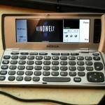 Nokia 9210 в разложенном виде