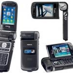 Nokia N93 со всех сторон