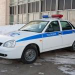 """ВАЗ-2170 """"Приора седан"""" (полиция)"""