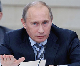 Путин крутой