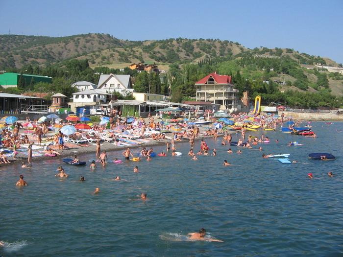Крым отдых бесплатно