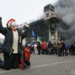 Anti government protests in Ukraine