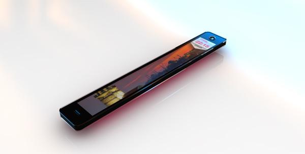Длинный смартфон