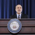 Первая речь на посту главы ФРС