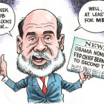 Переизбрание на второй срок Бена Бернанке