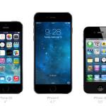 iPhone 6 с братьями
