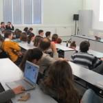 Аудитория в Аграрном университете