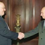 Каха с Путиным
