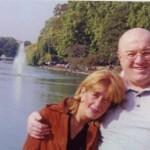Бендукидзе с женой