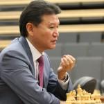 Кирсан Илюмжинов, президент FIDE