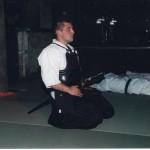 Фото перед соревнованиями по карате