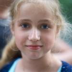 Младшая дочь Потапенко