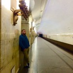 Потапенко в метро