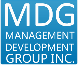 Логотип Management Development Group Inc