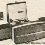 Stereo Hi-Fi Console