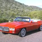 Pontiac Firebird Transam 1969