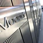Вывеска возле штаб-квартиры Moody's